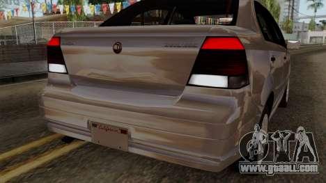 GTA 5 Declasse Asea for GTA San Andreas interior