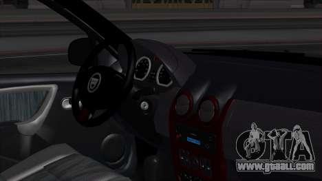 Dacia Duster Terranger 6x6 for GTA San Andreas right view