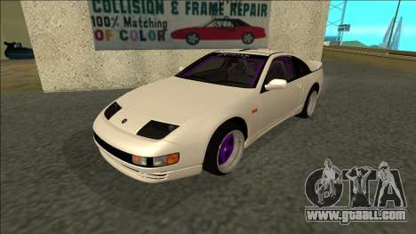 Nissan 300ZX Drift Monster Energy for GTA San Andreas