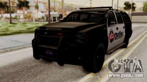 Sheriff Granger Police GTA 5 for GTA San Andreas