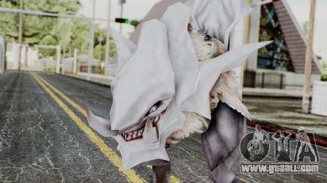 Ogretail from God Eater for GTA San Andreas