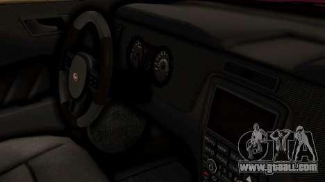 GTA 5 Vapid Dominator IVF for GTA San Andreas right view