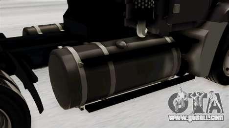 Mack Vision Trailer v2 for GTA San Andreas back view