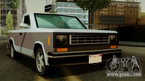 Bobcat from Vice City Stories for GTA San Andreas