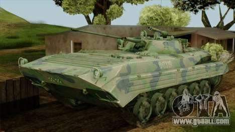 CoD 4 MW 2 BMP-2 Woodland for GTA San Andreas
