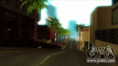 ENB Series Сlear Vision v1.0 for GTA San Andreas sixth screenshot