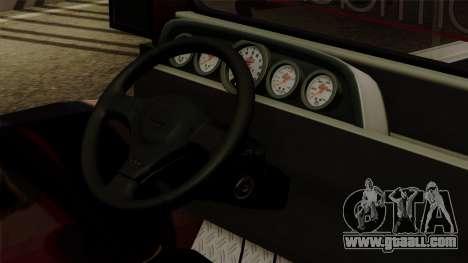Auto Pormado - Gabshop Custom Jeepney for GTA San Andreas right view