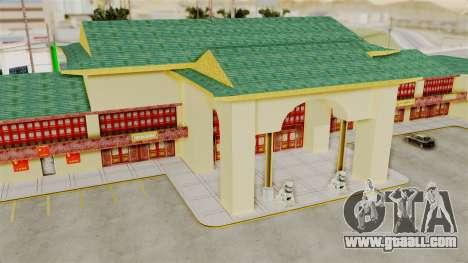 LV China Mall v2 for GTA San Andreas fifth screenshot