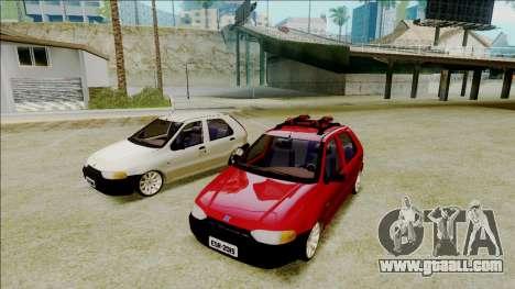 Fiat Palio EDX Turbo Performance for GTA San Andreas