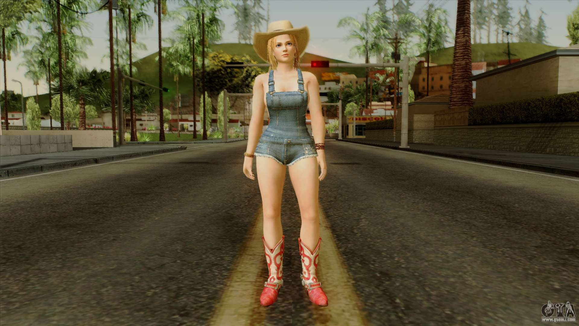 Strip club locations GTA San Andreas -