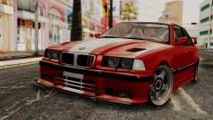 BMW M3 E36 Strike