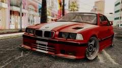 BMW M3 E36 Strike