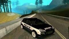 Porsche Cayenne Turbo S Federal Police