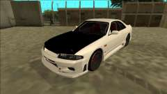 Nissan Skyline R33 Drift for GTA San Andreas