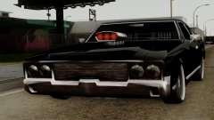Muscle-Sabre Beta v1 for GTA San Andreas