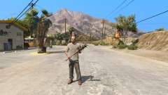 Baseball bat from Saints Row The Third for GTA 5