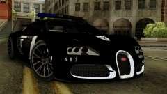 Bugatti Veyron 16.4 2013 Dubai Police for GTA San Andreas