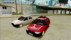 Fiat Palio EDX Turbo Performance for GTA San Andreas
