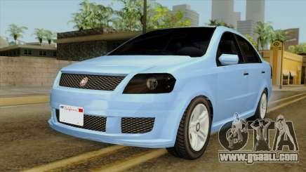 GTA 5 Asea DeClasse v2 for GTA San Andreas
