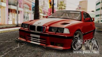 BMW M3 E36 Strike for GTA San Andreas