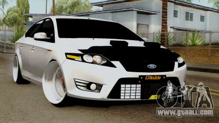 Ford Mondeo for GTA San Andreas