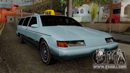 Taxi Solair for GTA San Andreas