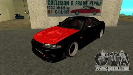 Nissan Skyline R33 Monster Energy for GTA San Andreas