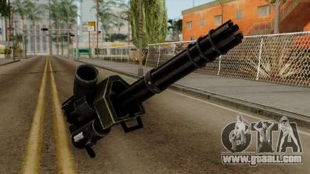 Gatling for GTA San Andreas
