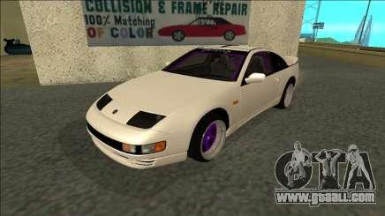 Nissan 300ZX Drift Monster Energy for GTA San Andreas