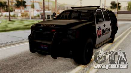 Sheriff Granger Police GTA 5 for GTA San Andreas