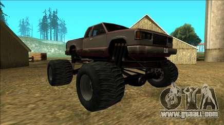 New Yosemite v2 Monster for GTA San Andreas