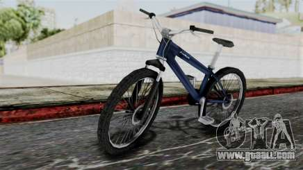 Mountain Bike from Bully for GTA San Andreas