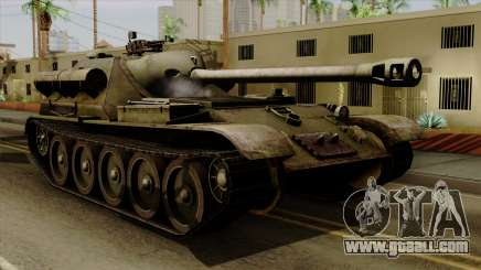 SU-101 122mm from World of Tanks for GTA San Andreas