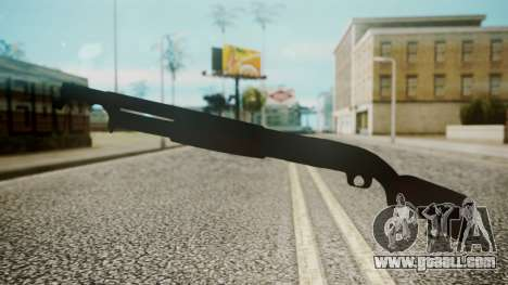 Winchester M1912 for GTA San Andreas second screenshot