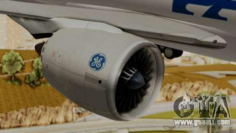 Boeing 787-9 Pan AM for GTA San Andreas right view
