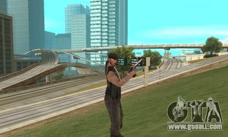 Deagle for GTA San Andreas fifth screenshot