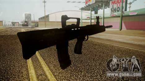 L85A2 Battlefield 3 for GTA San Andreas third screenshot