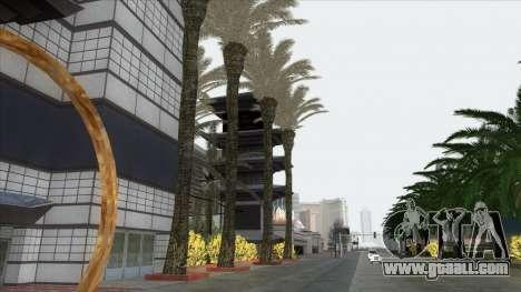 Autumn in SA v2 for GTA San Andreas ninth screenshot