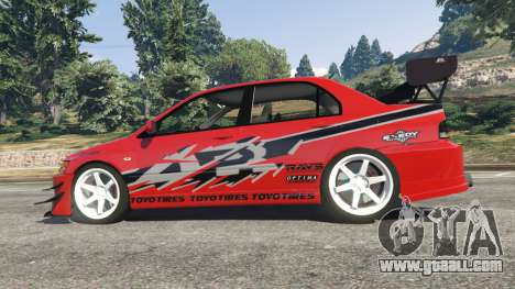 Mitsubishi Lancer Evolution IX FNF for GTA 5