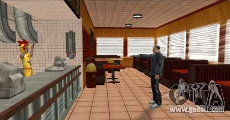 Deagle Styles for GTA San Andreas second screenshot