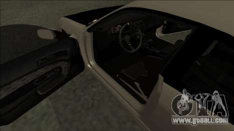 Nissan 200sx Drift JDM for GTA San Andreas right view