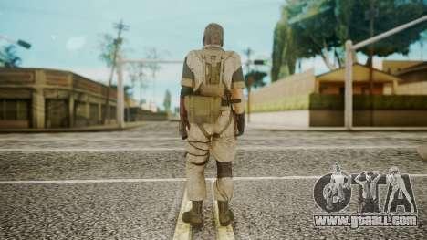 Venom Snake Desert Fox for GTA San Andreas third screenshot