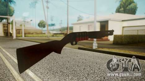 Shotgun by catfromnesbox for GTA San Andreas third screenshot
