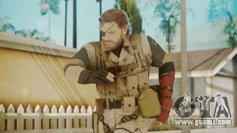 Venom Snake Desert Fox for GTA San Andreas