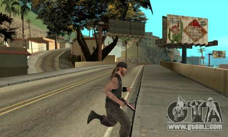 Deagle for GTA San Andreas second screenshot