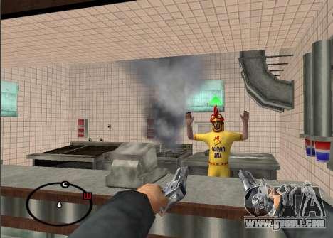 Deagle Styles for GTA San Andreas third screenshot