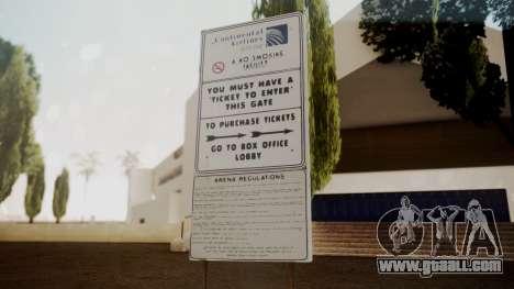 New Los Santos FORUM for GTA San Andreas second screenshot