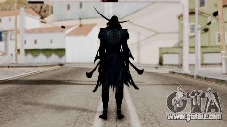 Sengoku Basara 3 - Masamune Date Original Weapon for GTA San Andreas third screenshot
