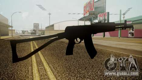 AEK Battlefield 3 for GTA San Andreas third screenshot