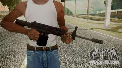 LSAT Battlefield 3 for GTA San Andreas third screenshot